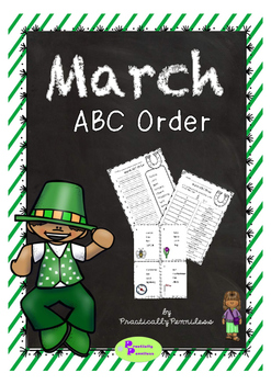 March - ABC Order
