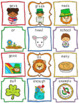 March ABC Order Literacy Center & Worksheets
