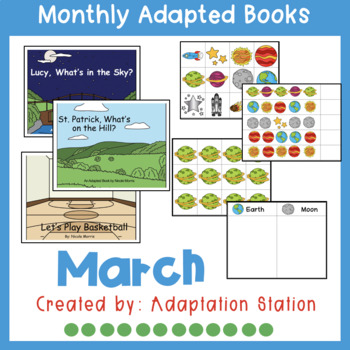 March Adapted Books