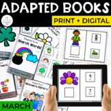 March Adapted Books | Print + Digital Bundle