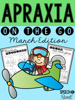 March: Apraxia On the Go