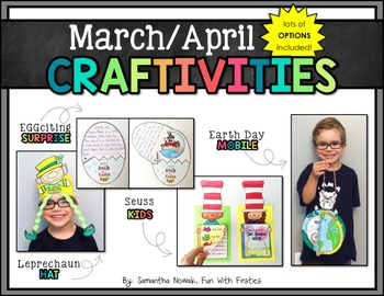 March/April CRAFTIVITIES