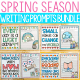March, April, and May Spring Season Writing Prompts