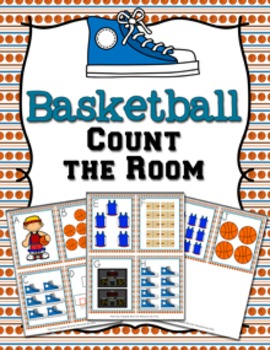March Basketball Count the Room