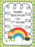 March Bell Word for Second Grade