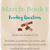 March: Book 1 Reading Questions