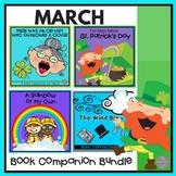 March Book Companion BUNDLE