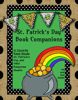 March Book Companions (St. Patrick's Day and Wind): 28 Res