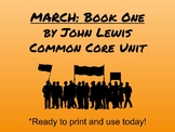 March: Book One Common Core Unit