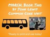 March: Book Two Common Core Unit