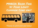 March: Book Two Common Core Unit