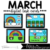 March Boom Cards™ for Kindergarten