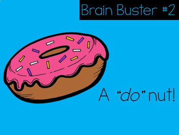 May Brain Busters