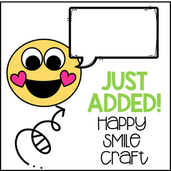 A smile is golden! Bulletin Board Kit