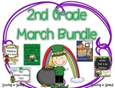 March Bundle  {Math and Literacy}
