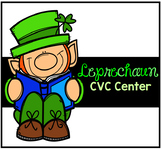 Leprechaun CVC Literacy Center