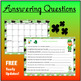 March Calendar Activities - Language Fun!