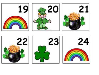 March Calendar Days
