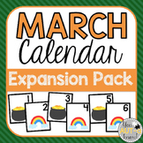 March Calendar EXPANSION PACK
