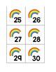 March Calendar Numbers Bundle