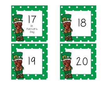 March Calendar Printables