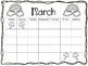 March Calendar and Journal Freebie