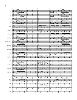 March Carnival Score
