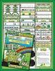 March Center Activities - Math and Literacy (Kindergarten)
