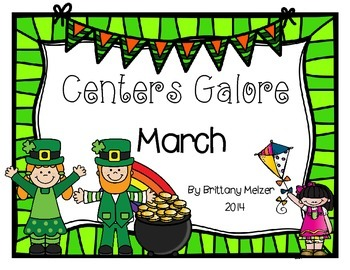 March Centers Galore