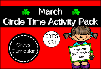 March Circle Time Activity Pack