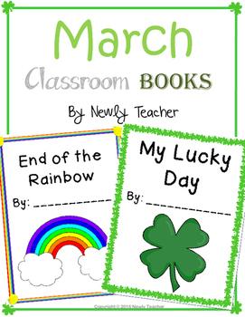 March Class Books
