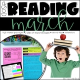 Close Reading Passages & Activities for March