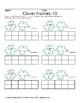 March Clover Frames: 10 (Math)