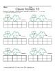 March Clover Frames: 10 (Math), ASL Sign Language