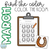 March Color the Room
