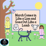 March Comes in Like a Lion and Goes Out Like a Lamb - with