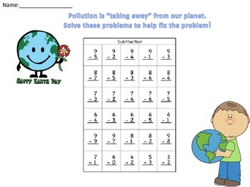 Spring Common Core Aligned Packet