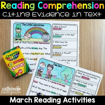 March Comprehension