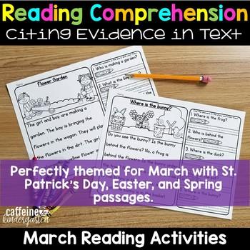 March Comprehension