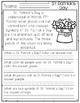 March Comprehension Passages