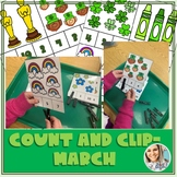 March Count and Clip 1-10
