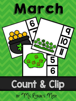 March Count and Clip