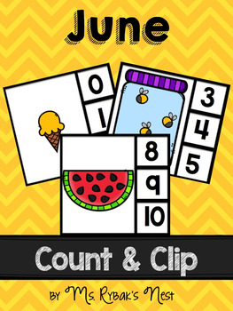 June Count and Clip