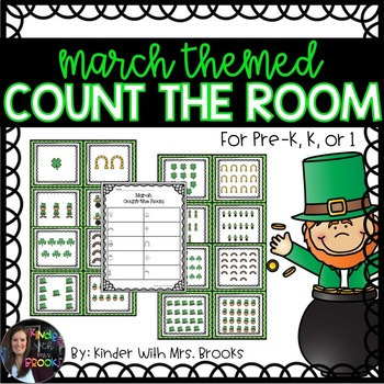 March Count the Room 1-10, 11-20