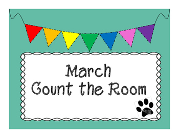 March Count the Room
