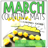 March Counting Mats (for Counting and Comparing)