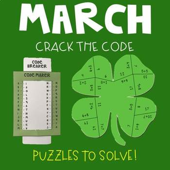March Crack the Code Grade 1