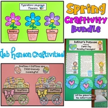 Spring Craftivity BUNDLE