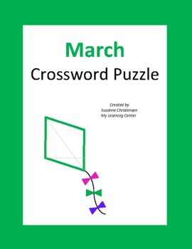 March Crossword Puzzle