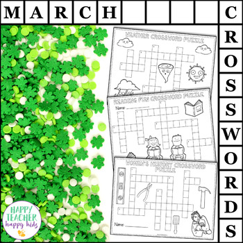 Crossword Puzzles - March